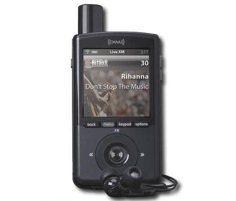 Pioneer a lansat astazi oficial XMp3, primul radio cu satelit portabil ...