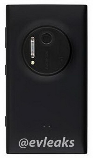 Spatele lui Nokia EOS apare într-o imagine oficială (leak); s-ar putea numi Lumia 909