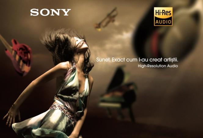 Sony Hi-Res