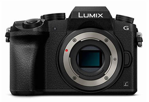 Panasonic-G7-mirrorless-camera