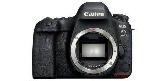 Canon EOS 6D MK II