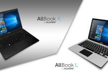 Allview Allbook X