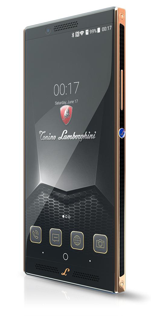 Lamborghini Alpha-One