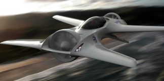 DeLorean Airspace