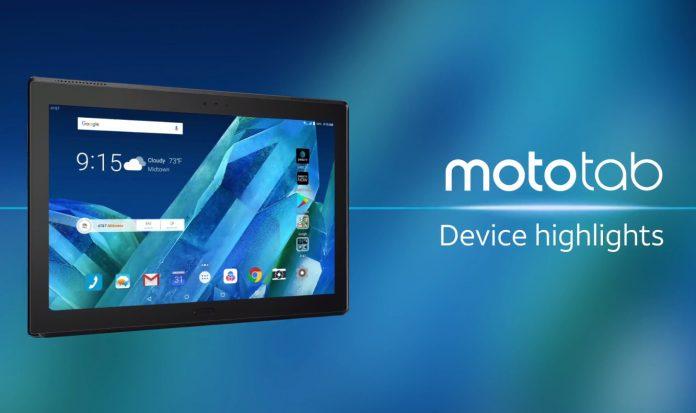 Lenovo Moto Tab