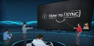 HTC Vive Sync