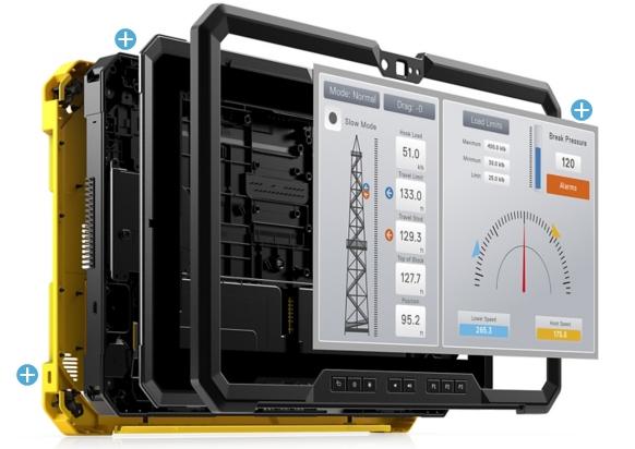 Dell Latitude 7220EX