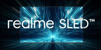 Realme SLED