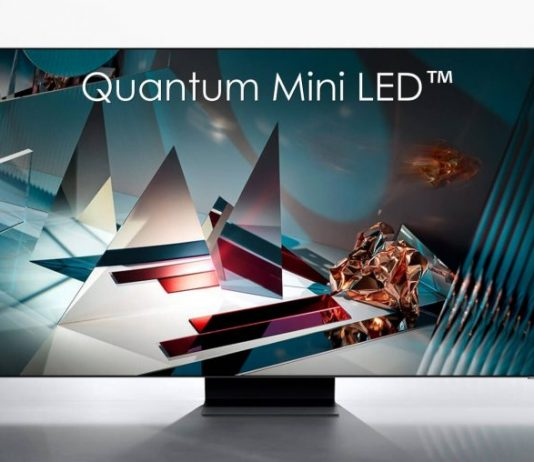 Samsung Quantum Mini LED
