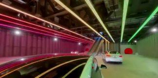 Tunelurile de sub Las Vegas