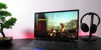 Dell Alienware Area 51M R1