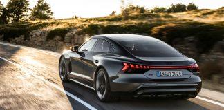 Audi e-tron GT 2022