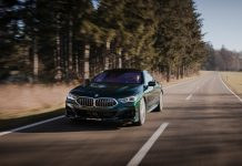 BMW Alpina B8 Gran Coupe