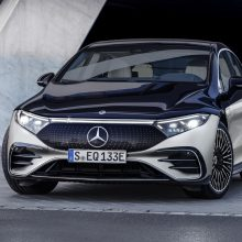 Mercedes-EQ, EQS, V 297, 2021
