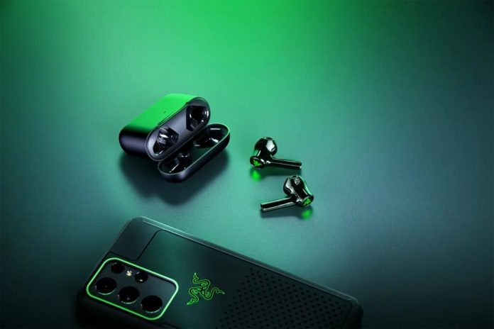 latest gadgets Razer Hammerhead True Wireless X