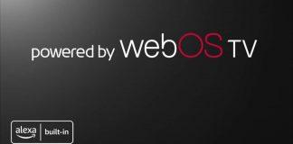 webOS TV