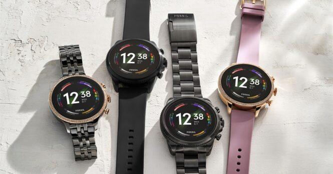 Smartwatch-ul Fossil Gen 6